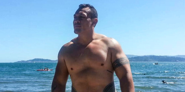 Willie Collins of Lower Hutt drowned while diving off the coast of Wellington in 2015. Photo / Supplied