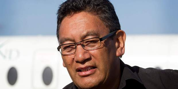 Mana Party leader Hone Harawira fell out with the Maori Party in 2011. PHOTO / FILE