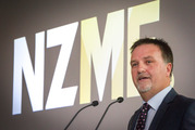 NZME chief executive Michael Boggs says the company wants to focus on growing its audience further this year. Photo/Greg Bowker.