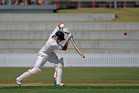 CLASSY: Sean Davey scored 111 against Nelson, his third century in successive innings for Bay of Plenty. PHOTO: FILE