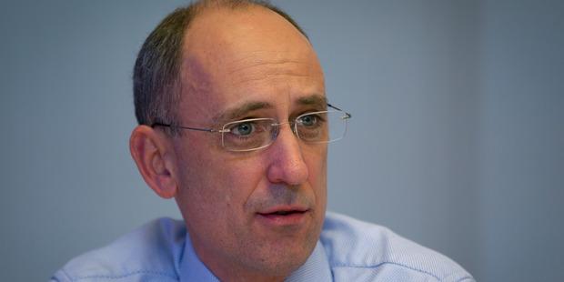 Ebos chief executive Patrick Davies. Photo / Sarah Ivey