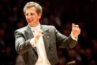 Conductor Giordano Bellincampi. Photo / Supplied