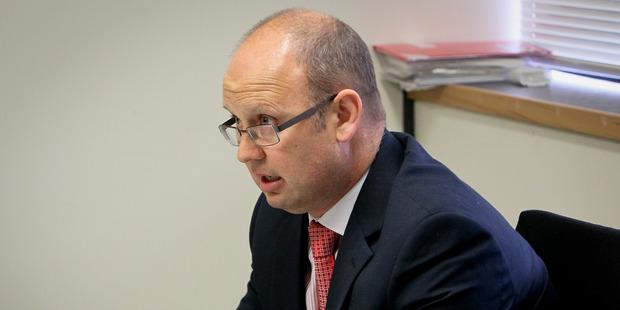 Council chief executive Ross McLeod.