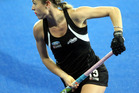 GEARING UP: Samantha Charlton will be one of the leaders for the Vantage Black Sticks at the Hawke's Bay Festival of Hockey next month. PHOTO/FILE.