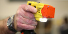 The IPCA has ruled the police officer's use of a Taser on a man was unjustified. Photo / Mark Mitchell