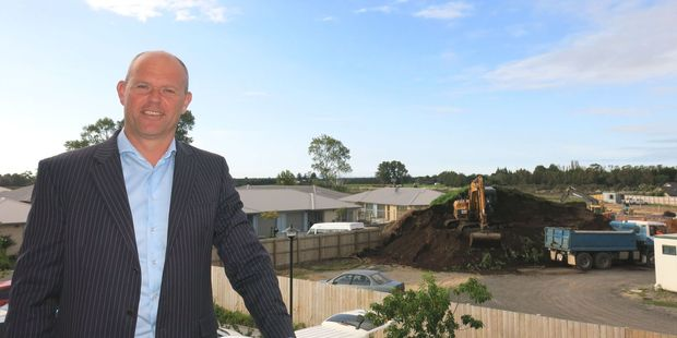Summerset Group CEO Julian Cook. Photo / Bay of Plenty Times