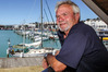 EXCITING TIMES: Napier Sailing Club commodore Paul Redman has every right to be excited about the hosting of the world champs. PHOTO/FILE