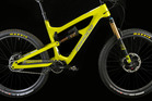 The Taniwha, designed in Rotorua - the best mountain bike ever? Photo/Zerode Bikes