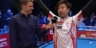 Watch: Watch: Japanese pool player gives great interview