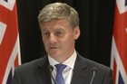 Prime Minister Bill English comments on Adrian Orr's remuneration package, one he is not happy about.