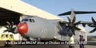 Watch: Watch: Building the A400M