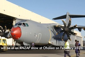 Watch: Building the A400M