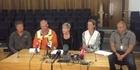 Watch: Watch: Christchurch Mayor gives update on Port Hills fire