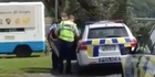 Watch: Watch: Police attend incident in Taieri Mouth