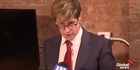 Watch: Watch: Milo Yiannopoulos resigns from Breitbart News