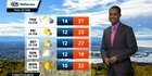 Watch: MetService Weather Christchurch: February 23rd