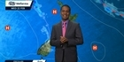 Watch: MetService Weather New Zealand: February 22nd - 24th