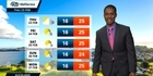 Watch: MetService Weather Auckland: February 23rd