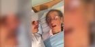 Watch: Dancing gran signs off from Facebook