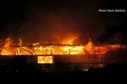 A school already struggling with a tragic start to the year has now lost its technology block to a devastating early morning fire.