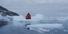 Watch: Aucklanders to meet Antarctica icebergs