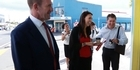 Watch: Jacinda Ardern and Andrew Little on by-election
