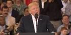 Watch: President Trump Attacks Media at Florida Rally
