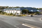 The building at 130 Portsmouth Drive, Dunedin was originally a coolstore facility. Photo / Supplied
