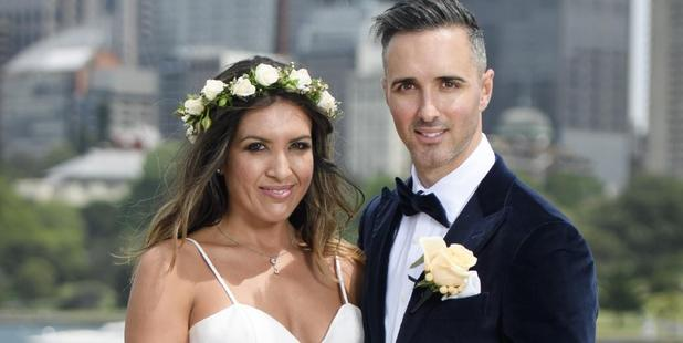Nadia and Anthony are 'married'