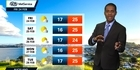 Watch: MetService Weather: Auckland Feb 24