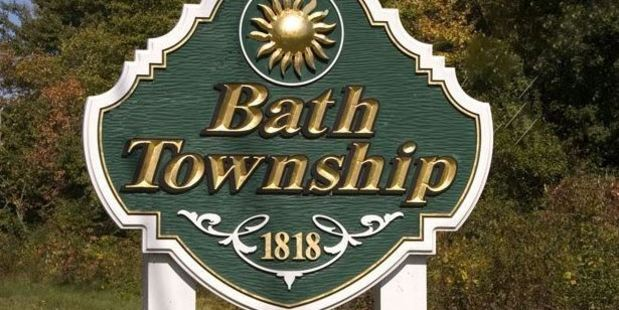 The man decided to abruptly leave his life in Texas behind and start afresh in Bath, Ohio.