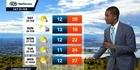 Watch: MetService Weather: Christchurch Feb 25