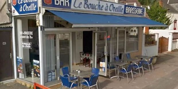 Le Bouche à Oreille is a perfectly decent working class diner in Bourges that'll feed you a slap-up meal for €10 Photo / Google Street View