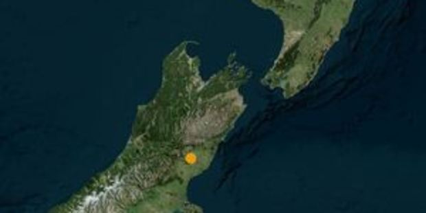 Nearly 800 people reported feeling the earthquake. Photo / File