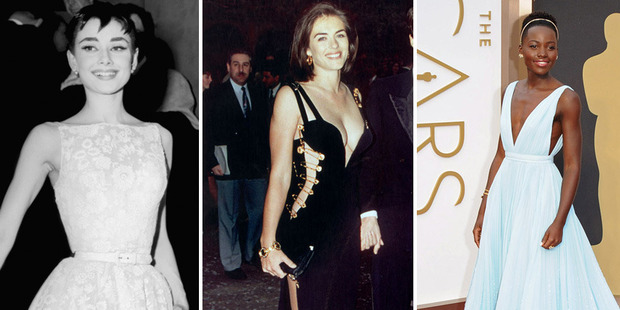 Our favourite Oscars looks from 1954 to now. Photos / Getty