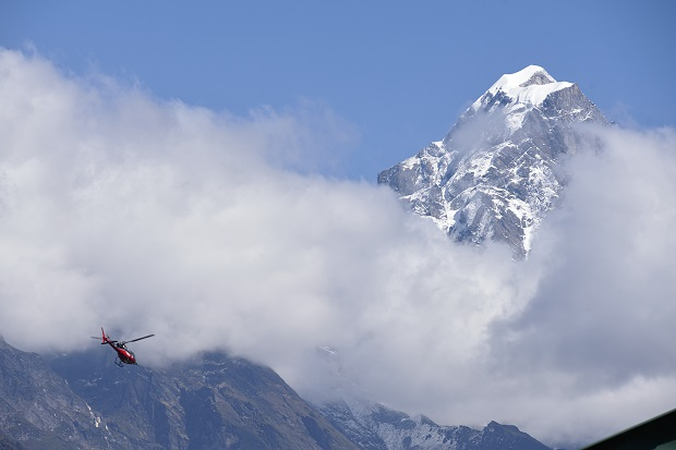 Everest Rescue screens on Discovery Channel from Tuesday 21 February, 8.30pm.