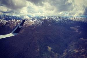 Flight check: Auckland to Queenstown