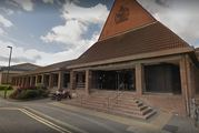 A jury at Guildford Crown Court heard Pusey was found in bed with one of the victims. Photo / Google Streetview