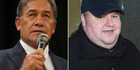 Winston Peters has called for an inquiry into the entire Kim Dotcom saga to give taxpayers answers about how the affair became a plague on government institutions.