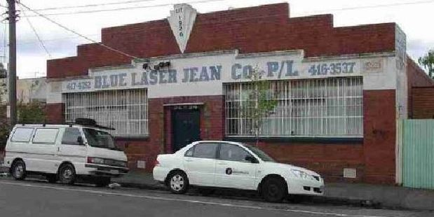 Borce Ristevski used to run Blue Laser Jean Co with his brother Vasko. Photo / Supplied