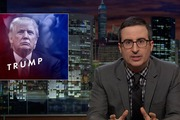 John Oliver has delivered the ultimate Donald Trump takedown. Photo/YouTube