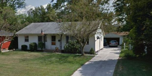 Paramedics were called to the house in the Berea suburb of Cleveland. Photo / Google