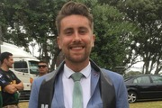 """Charlie Tredway, 33, who was crowned Mr Gay New Zealand at Big Gay Out in Auckland on February 12, has received a backlash after being linked with websites about """"barebacking""""."""