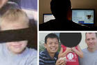Police say they identified the 42-year-old New Zealand man during examinations of the chat logs, images and videos on electronic devices seized from Peter Truong and Mark Newton. Photo / File