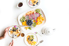 How to eat like an Instagram star