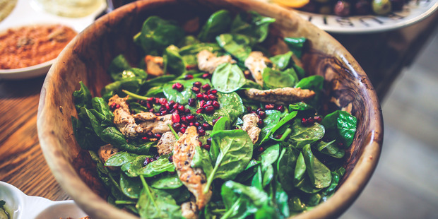 There are other sources richer in iron than spinach. Photo / Pexels
