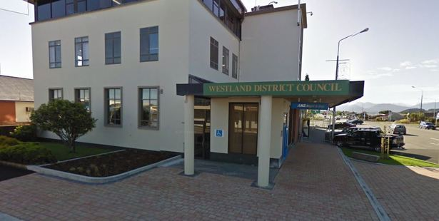 """Westland Mayor Bruce Smith said """"matters have been brought to council's attention that are a cause for concern. These have been referred to the Serious Fraud Office to investigate.""""  Photo / Google"""