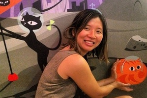 Wenee Yap, the owner of Sydney's first cat cafe, is struggling to get into the property market. Photo / Facebook, Wenee Yap