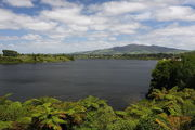 A search is underway for a swimmer who has been missing since this afternoon at Lake Karapiro. Photo / Wikimedia