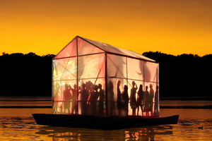 Show boat creates enchantment